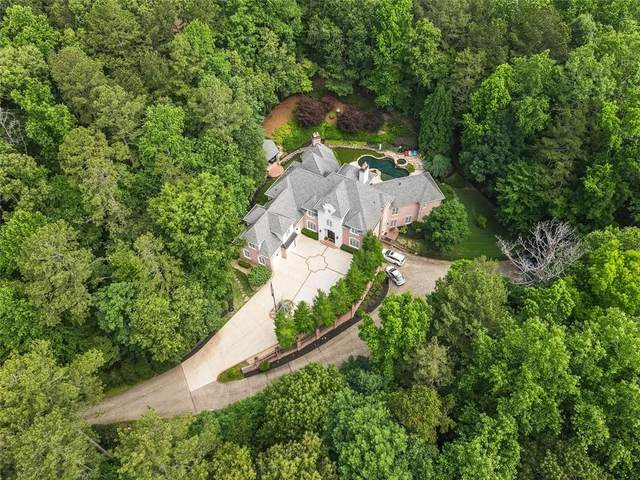 123 Russell Road, Roswell, GA 30075 (MLS #6901724) :: Oliver & Associates Realty