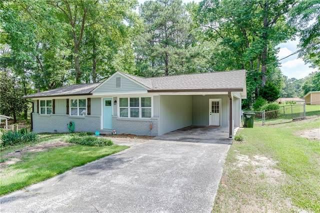 90 Vickie Drive, Hiram, GA 30141 (MLS #6901731) :: Path & Post Real Estate