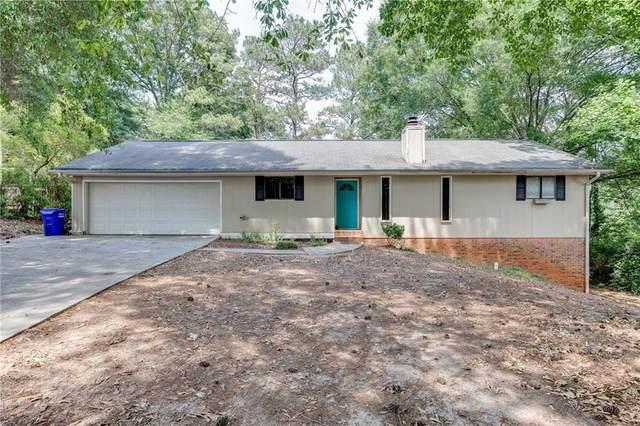 632 Country Club Drive, Monroe, GA 30655 (MLS #6901741) :: Kennesaw Life Real Estate