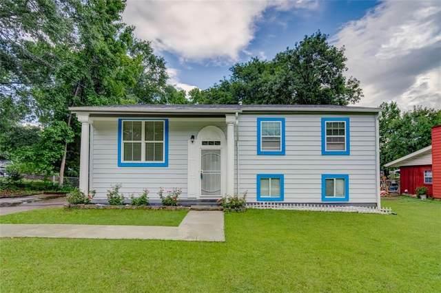 6437 Holiday Boulevard, Forest Park, GA 30297 (MLS #6901743) :: Oliver & Associates Realty