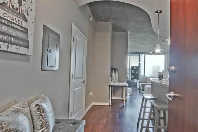 400 W Peachtree Street NW #1612, Atlanta, GA 30308 (MLS #6901751) :: RE/MAX Prestige