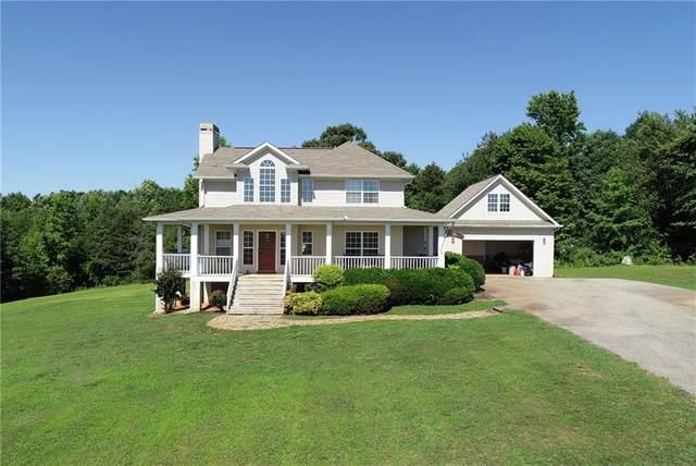 9312 Skitts Mountain Drive, Lula, GA 30554 (MLS #6901762) :: The Kroupa Team   Berkshire Hathaway HomeServices Georgia Properties