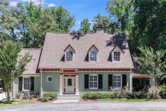 336 Whitlock Avenue NW, Marietta, GA 30064 (MLS #6901763) :: Oliver & Associates Realty