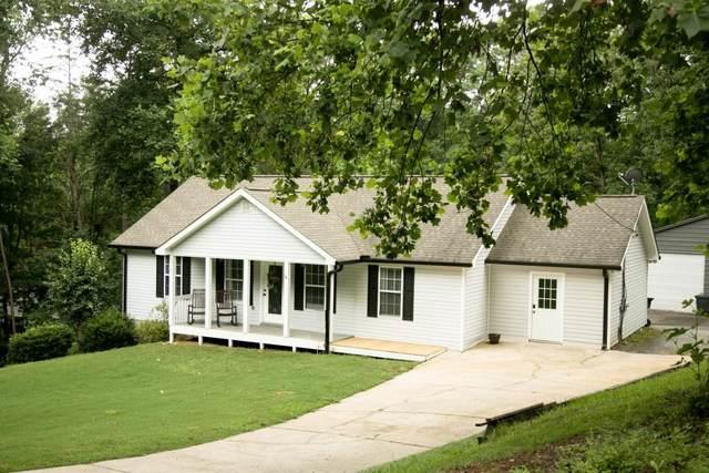 370 Rainey Drive, Dawsonville, GA 30534 (MLS #6901768) :: The Kroupa Team | Berkshire Hathaway HomeServices Georgia Properties