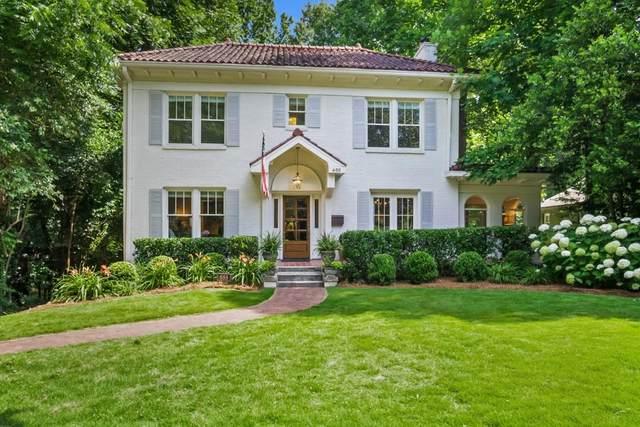 688 E Morningside Drive, Atlanta, GA 30324 (MLS #6901795) :: 515 Life Real Estate Company