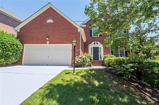 4815 Clay Brooke Drive SE, Smyrna, GA 30082 (MLS #6901802) :: North Atlanta Home Team
