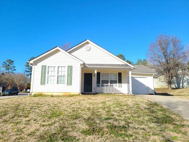102 Poplar Pointe Terrace, Griffin, GA 30224 (MLS #6901854) :: RE/MAX Paramount Properties