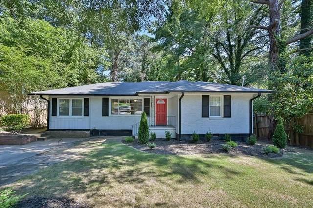 3327 Glenco Drive, Decatur, GA 30032 (MLS #6901860) :: Rock River Realty