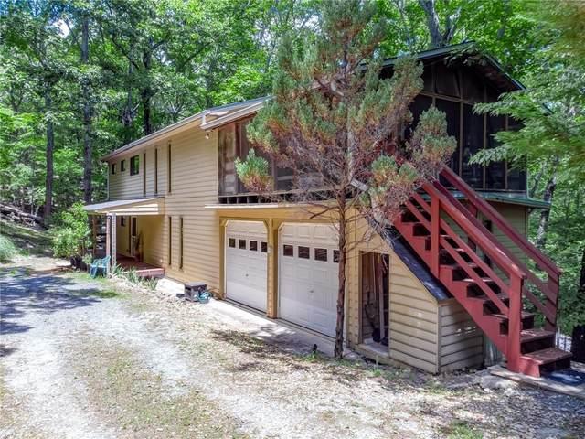 222 White Eagle Drive, Waleska, GA 30183 (MLS #6901865) :: Path & Post Real Estate