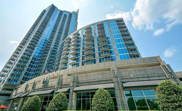 400 W Peachtree Street #3303, Atlanta, GA 30308 (MLS #6901867) :: North Atlanta Home Team
