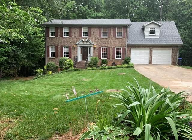 1147 Saybrook Circle NW, Lilburn, GA 30047 (MLS #6901879) :: Path & Post Real Estate