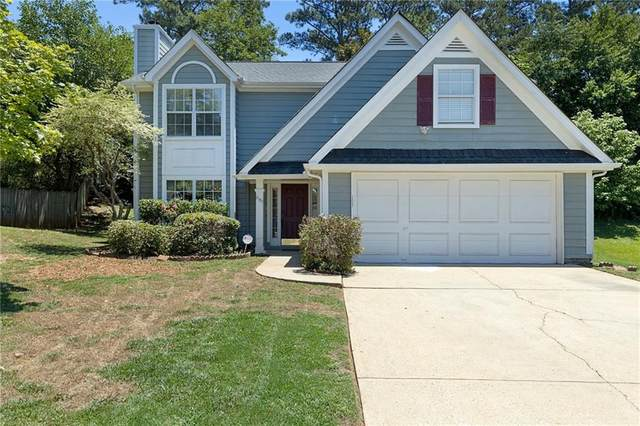 2105 Summer Wind Drive SW, Marietta, GA 30060 (MLS #6901899) :: North Atlanta Home Team