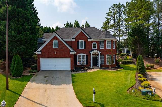1060 Fieldgate Lane, Roswell, GA 30075 (MLS #6901909) :: Charlie Ballard Real Estate