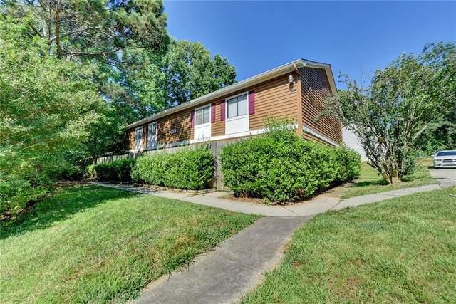 3537 Peachtree Corners Circle, Peachtree Corners, GA 30092 (MLS #6901922) :: Path & Post Real Estate