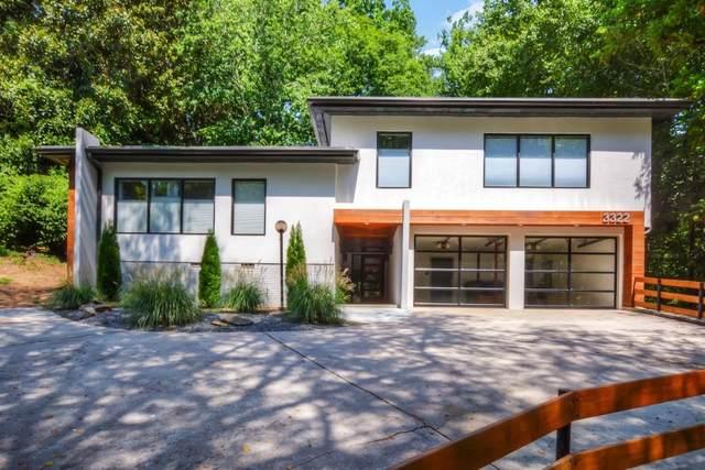 3322 Pinestream Road NW, Atlanta, GA 30327 (MLS #6901924) :: Dillard and Company Realty Group