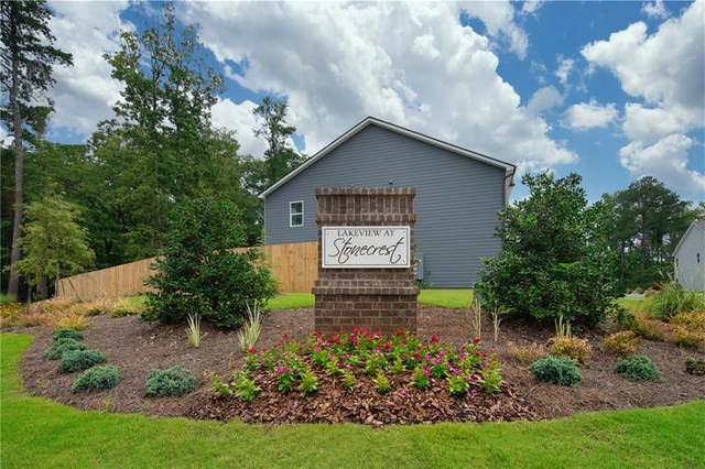 7051 Mimosa Bluff #258, Stonecrest, GA 30038 (MLS #6901931) :: Todd Lemoine Team