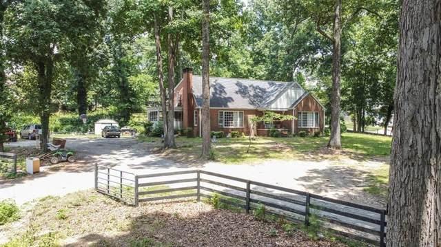 7319 Groovers Lake Road, Lithia Springs, GA 30122 (MLS #6901934) :: Rock River Realty