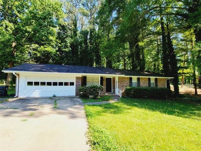 902 Pinecrest Circle SW, Lilburn, GA 30047 (MLS #6901935) :: 515 Life Real Estate Company