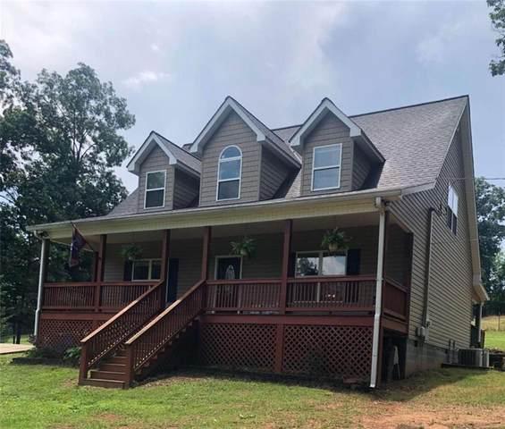 2146 N Wayside Road N, Kingston, GA 30145 (MLS #6901948) :: The Kroupa Team | Berkshire Hathaway HomeServices Georgia Properties