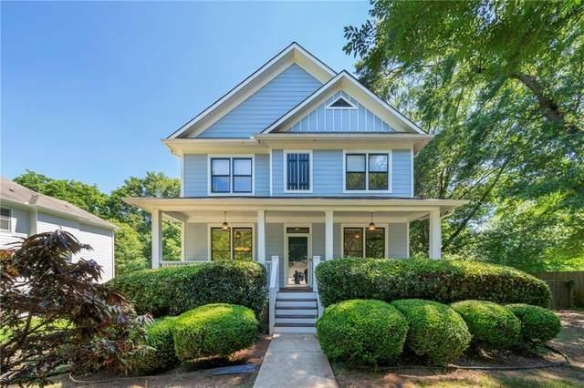 1379 Orange Blossom Terrace SE, Atlanta, GA 30316 (MLS #6901949) :: Kennesaw Life Real Estate