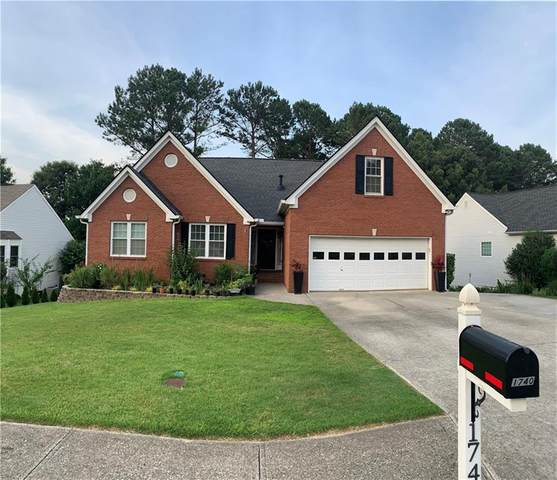1740 Heatherton Road, Dacula, GA 30019 (MLS #6901957) :: RE/MAX Paramount Properties