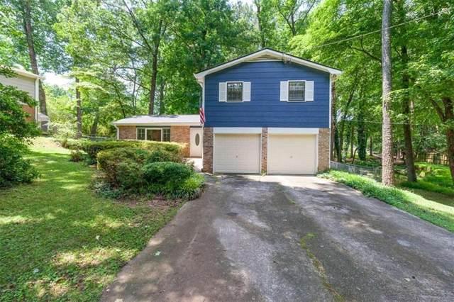 2943 E Howell Drive E, Lawrenceville, GA 30044 (MLS #6901969) :: 515 Life Real Estate Company