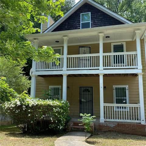71 Springside Drive SE, Atlanta, GA 30354 (MLS #6901974) :: North Atlanta Home Team