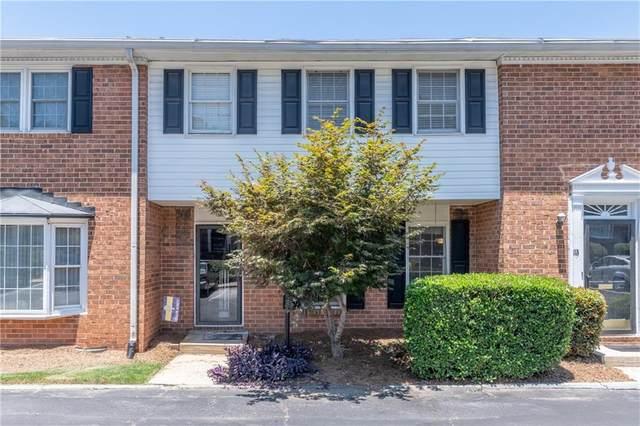 6520 Roswell Road #112, Atlanta, GA 30328 (MLS #6901979) :: The Heyl Group at Keller Williams