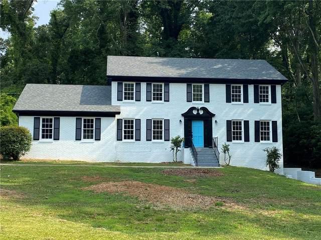 4076 Diamond Bluff SW, Lilburn, GA 30047 (MLS #6901981) :: RE/MAX Paramount Properties