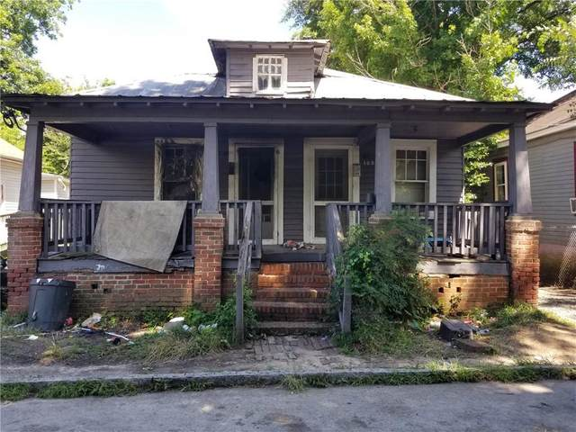 159 Ward Street, Macon, GA 31204 (MLS #6901992) :: Path & Post Real Estate