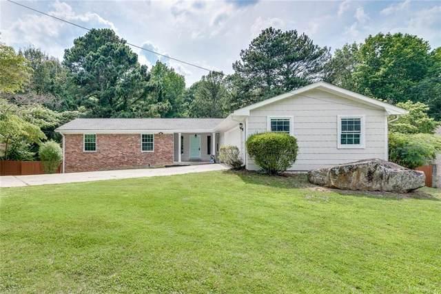 1301 Halter Lane, Lithonia, GA 30058 (MLS #6901999) :: Rock River Realty