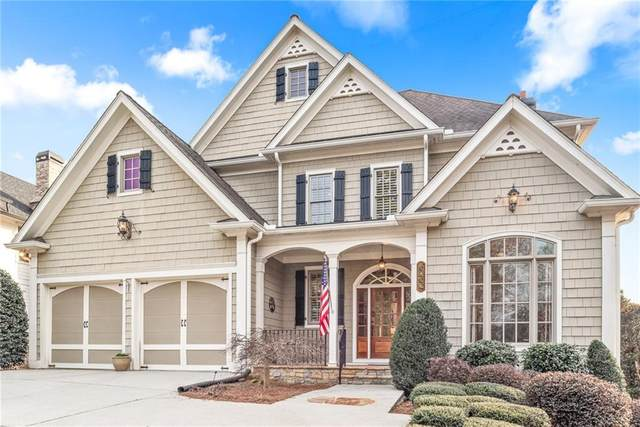 1816 Rosalind Drive NE, Atlanta, GA 30329 (MLS #6902000) :: North Atlanta Home Team
