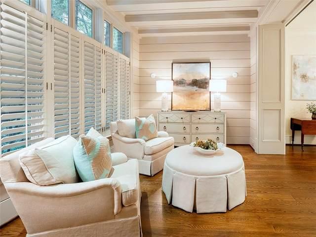 2440 Peachtree Road NW #15, Atlanta, GA 30305 (MLS #6902023) :: Kennesaw Life Real Estate