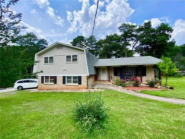 3918 Greystone Court W, Stone Mountain, GA 30083 (MLS #6902032) :: Path & Post Real Estate