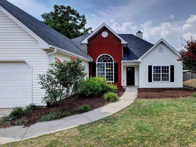 3615 Brittany Oak Trace, Snellville, GA 30039 (MLS #6902044) :: The Cowan Connection Team