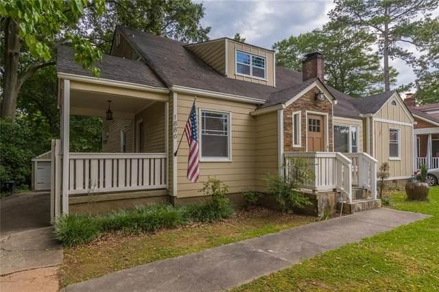 1886 John Calvin Avenue, College Park, GA 30337 (MLS #6902048) :: 515 Life Real Estate Company
