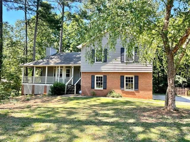 2625 Laurel Woods Lane SE, Conyers, GA 30094 (MLS #6902050) :: North Atlanta Home Team