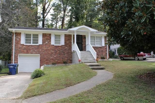 1822 Detroit Avenue NW, Atlanta, GA 30314 (MLS #6902074) :: Kennesaw Life Real Estate