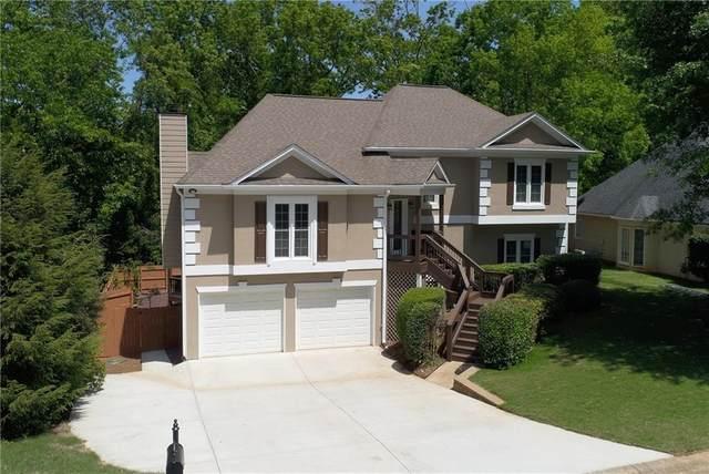 2443 Doubletree Drive NW, Acworth, GA 30102 (MLS #6902079) :: Kennesaw Life Real Estate