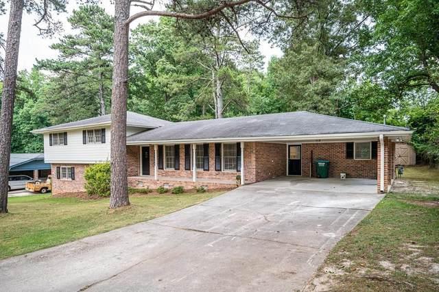 2038 Kensington Court SW, Lilburn, GA 30047 (MLS #6902083) :: 515 Life Real Estate Company