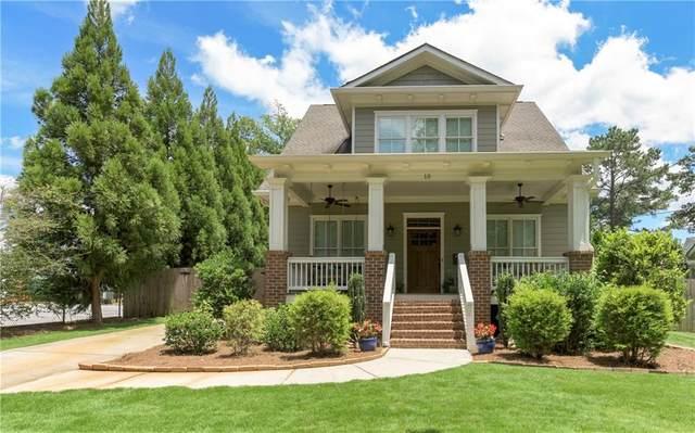 10 Lakeshore Drive, Avondale Estates, GA 30002 (MLS #6902088) :: Charlie Ballard Real Estate