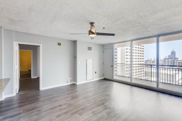 620 Peachtree Street NE #2014, Atlanta, GA 30308 (MLS #6902103) :: Dillard and Company Realty Group