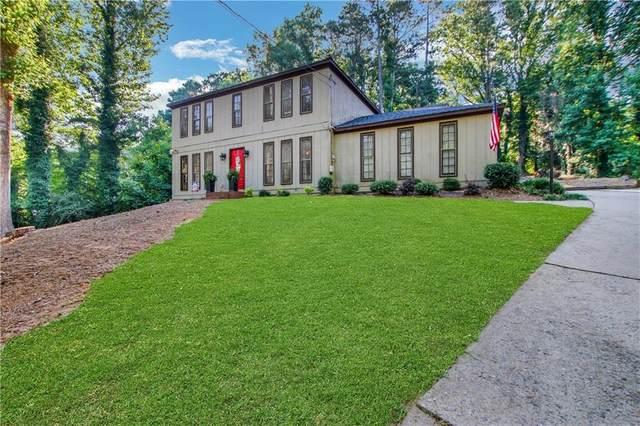 3652 Stoney View Drive, Marietta, GA 30062 (MLS #6902104) :: Path & Post Real Estate