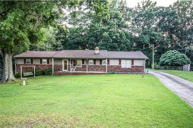 3853 Westway Drive, Lithia Springs, GA 30122 (MLS #6902110) :: Kennesaw Life Real Estate