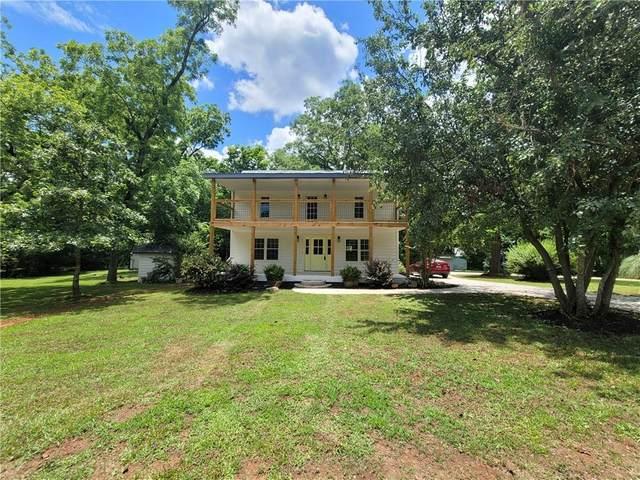 727 Johnson Mill Road, Jefferson, GA 30549 (MLS #6902152) :: Rock River Realty