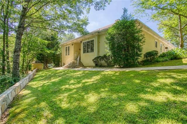 6195 River Ridge Drive, Douglasville, GA 30135 (MLS #6902165) :: Kennesaw Life Real Estate
