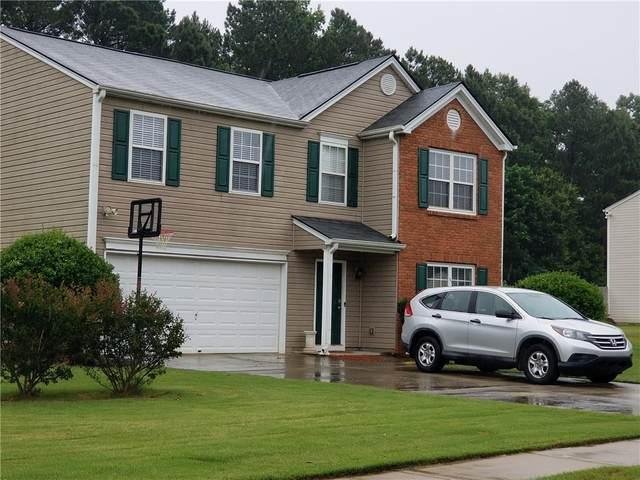 5415 Wicklander Drive, Powder Springs, GA 30127 (MLS #6902169) :: North Atlanta Home Team