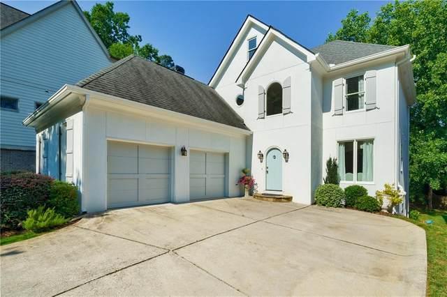 3220 Silver Lake Drive NE, Brookhaven, GA 30319 (MLS #6902171) :: Path & Post Real Estate