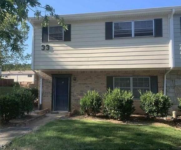 4701 Flat Shoals Road 33A, Union City, GA 30291 (MLS #6902199) :: Path & Post Real Estate