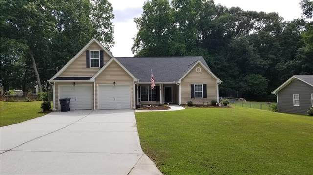 339 Zion Wood Road, Loganville, GA 30052 (MLS #6902200) :: Kennesaw Life Real Estate